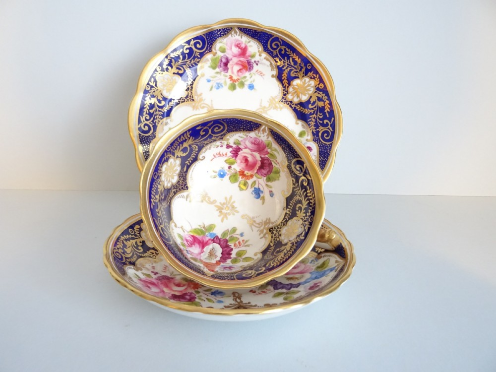 hammersley cup saucer and plate