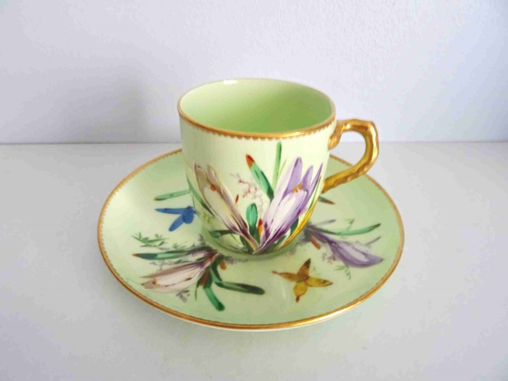 brownsfields cup and saucer