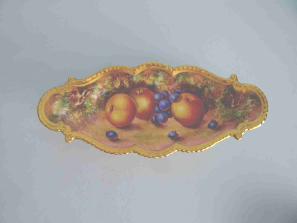 royal worcester pencil tray
